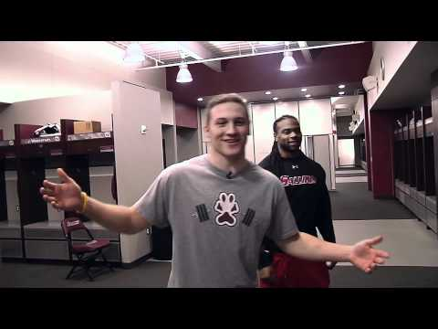 SIU Cribs - Saluki Football