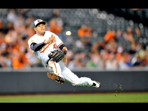Manny Machado Ultimate 2015 Highlights