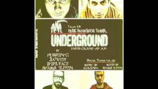 Ana Under-Ground I FT-Hussin-G & EL 3Afreet & B Beltagy & SHams ELdeen.انا اندرجراوند