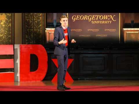 Why am I so gay?   Thomas Lloyd   TEDxGeorgetown