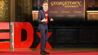 Why am I so gay? | Thomas Lloyd | TEDxGeorgetown