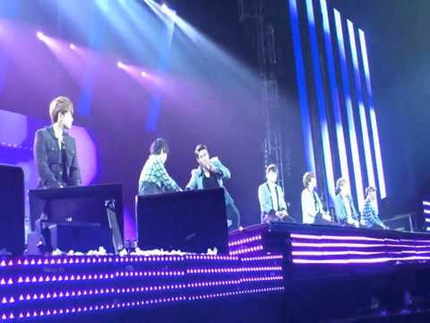 fancam 120428 Super Junior SS4 in INA 『 Our Love 』