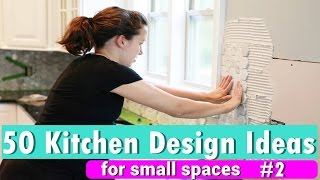 (14.0 MB) 50 Kitchen Design Ideas For Small Spaces #2 Mp3