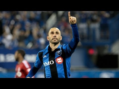 GOAL: Marco Di Vaio finishes hat trick in 30 minutes