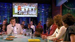 Cristiano Ronaldo was bang voor Royston Drenthe - VI ORANJE BLIJFT THUIS