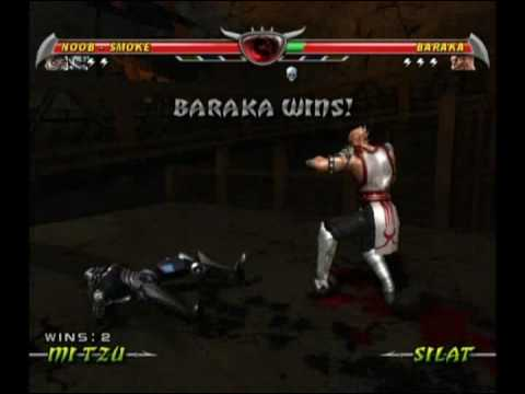 Mortal Kombat Deception - Baraka 2/2 Video