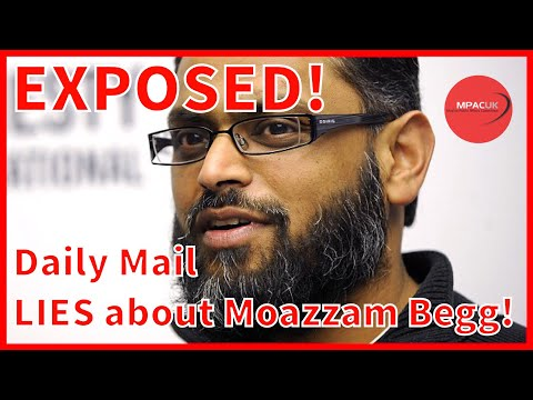 EXPOSED! Daily Mail lies about Moazzam Begg