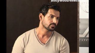 john abraham - indian trainers are little behind than foreign trainers.