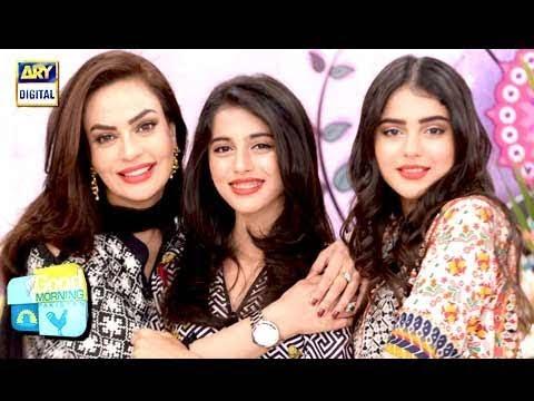 Interesting stories of sadia imam's twin nieces thumbnail