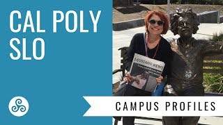Cal Poly San Luis Obispo - overview by American College Strategies after taking a campus tour