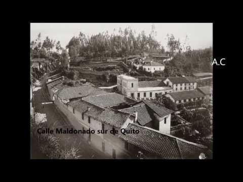 COLECCION DE FOTOS INEDITAS DE QUITO ANTIGUO /MIX- LINDO QUITO DE MI VIDA -BANDA DEL MUNICIPIO QUITO