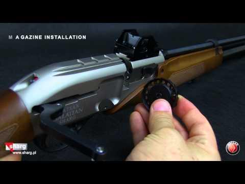 Hatsan Galatian - Rifle presentation