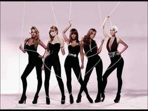 Girls Aloud - On My Way to Satisfaction