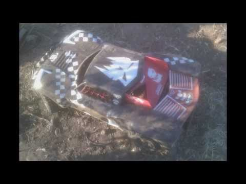 My Losi 5ive t after one year