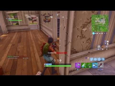 First Game With New Sensitivity!! (Fortnite BR)