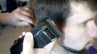 Техника мужской стрижки видео уроки