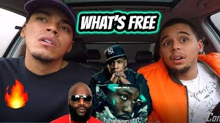 ‪meek Mill What 39 S Free Feat Rick Ross Jay Z Official Audio ‬ Reaction Review