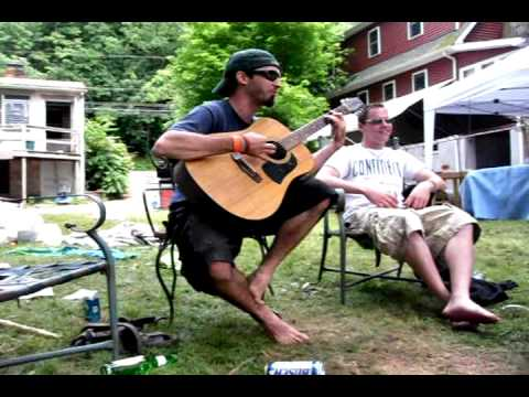 Jayar - Gimme Dat Nut (Eazy-E cover, reggae version) 2nd Annual 4th of July River Party