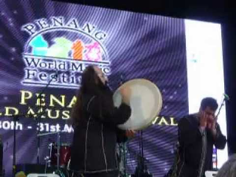 Penang World Music Festival 2013 - (Nasout/Iran) - 1