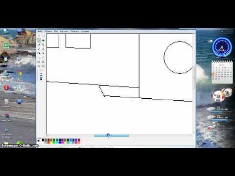 Видеоуроки Paint - видео