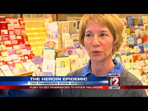 Push to get pharmacies to stock Narcan