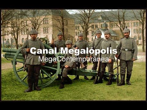 EUROPA (Primera Guerra Mundial-01) A las Armas