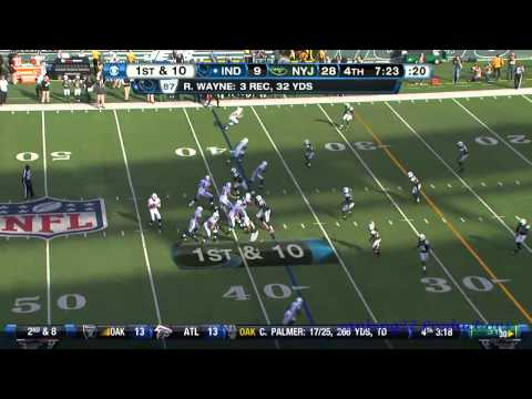 Reggie Wayne 2012-13 Highlights
