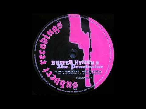 Buster Hymen & The Penetrator - Fat Girls (techno 2001) video