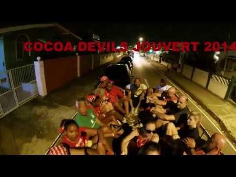 Trinidad Carnival Jouvert 2014 (Cocoa Devils)