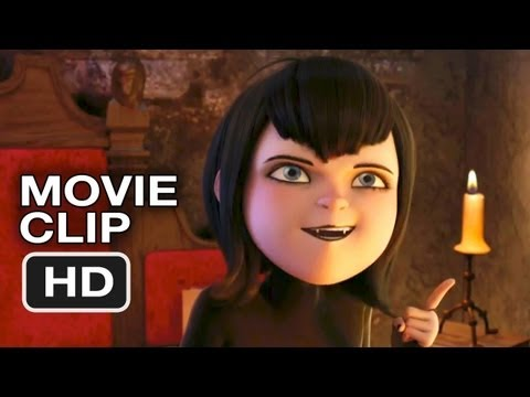 Hotel Transylvania Movie CLIP - We Have to Talk (2012) Adam Sandler Comedy HD