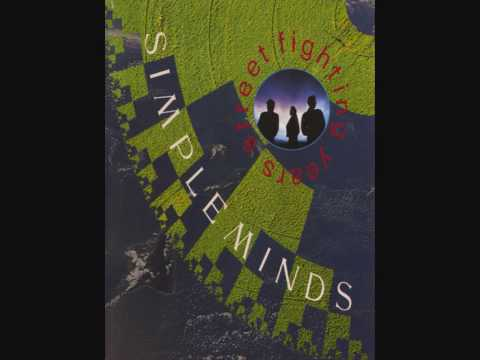 Simple Minds Street Fighting Years