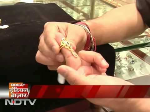Jewellery shopping for your wedding
