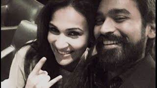 Dhanush is Soundarya Rajinikanth's hero in Neek