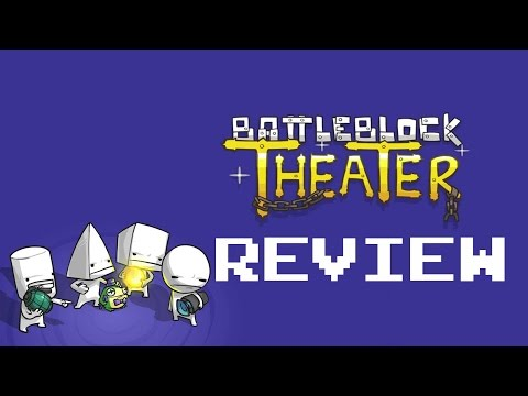 Battleblock Theater - Casual Game Review