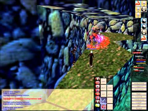 Everquest EQC Alpha - Dungeon Run 1