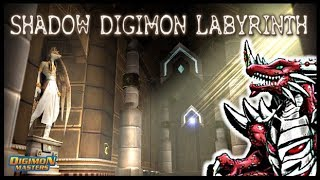 NEW DUNGEON WITH NEW CONCEPT - Shadow Digimon Labyrinth || KDMO
