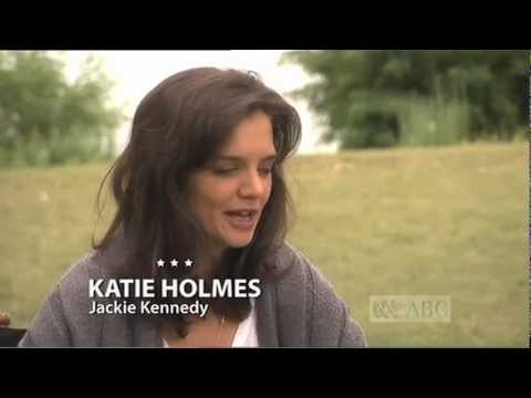 The Kennedys | Katie Holmes on playing Jackie Kennedy | Premieres Sunday, 22 May at 8.30pm, ABC1