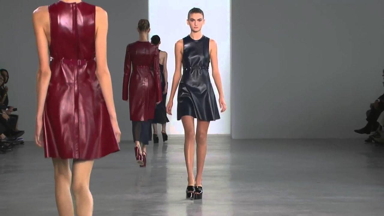Calvin Klein Spring Summer 2015 Full Fashion Show