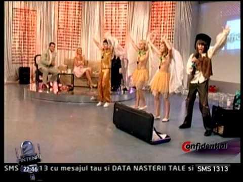 2010 07 25 Antena2 Confidential - Miraj - Voi fi eu