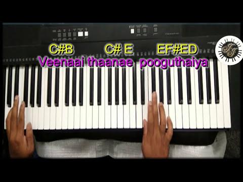 Ummai Pola Yarundu SONG IN KEYBOARD, LEAD, WITH NOTES,Benny Joshua songs