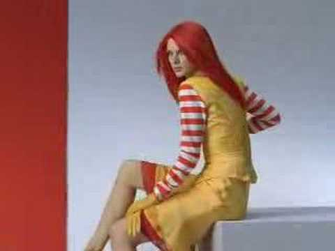 Japanese McDonald s Ad