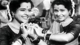 Tujhasathi Nandalala, Lata Mangeshkar, Kanchan Ganga - Marathi Dance Song
