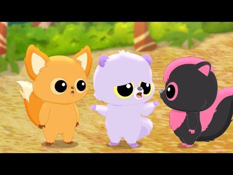 Юху и его друзья - Нам нужны каникулы! - Мультфильмы для детей