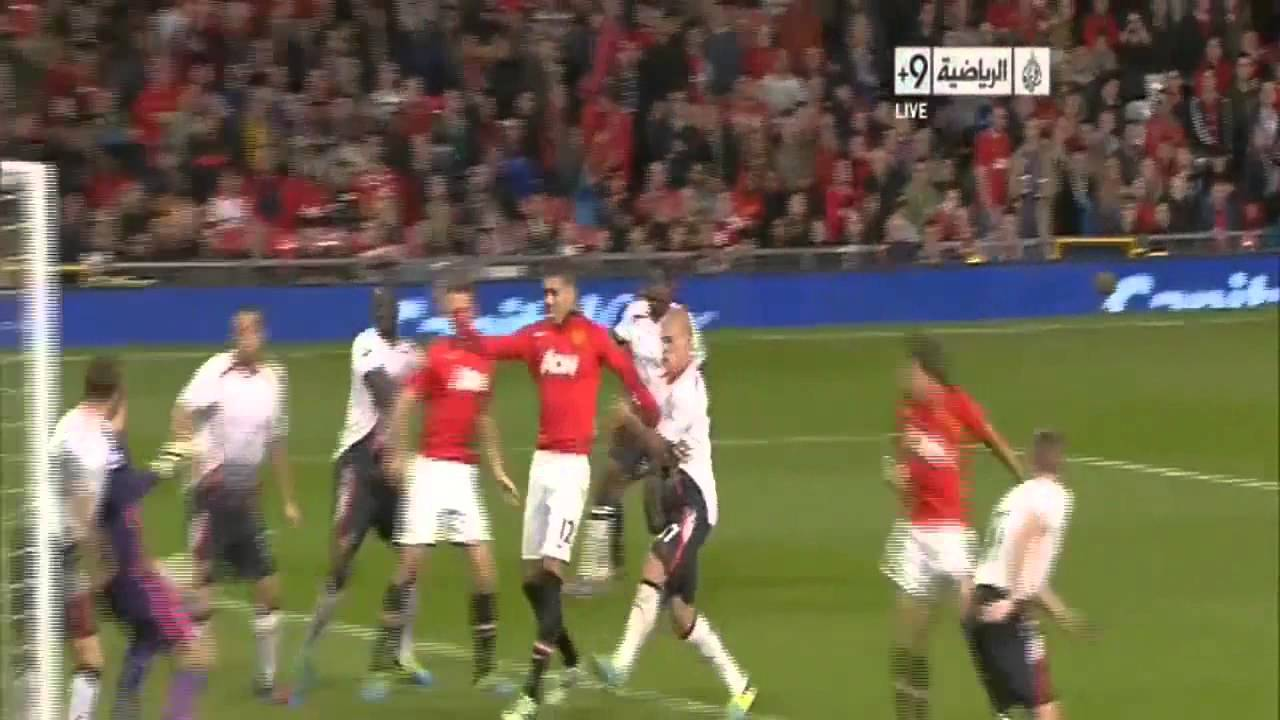 liverpool vs manchester united goal com