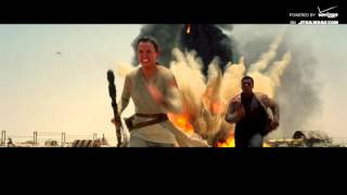 Star Wars 7 teaser trailer 2 breakdown part 2/3