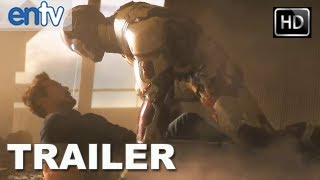 Iron Man 3 - Official Trailer #1 [HD]: The Mandarin Teaches Iron Man A Lesson