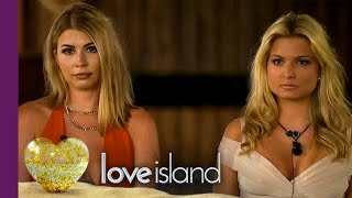 Second Re-Coupling Gets SUPER Tense - Love Island