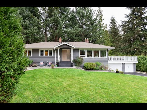 4431 Stone Crescent, West Vancouver, BC - Listed by Eric Langhjelm & David Matiru - VPG Realty Inc.