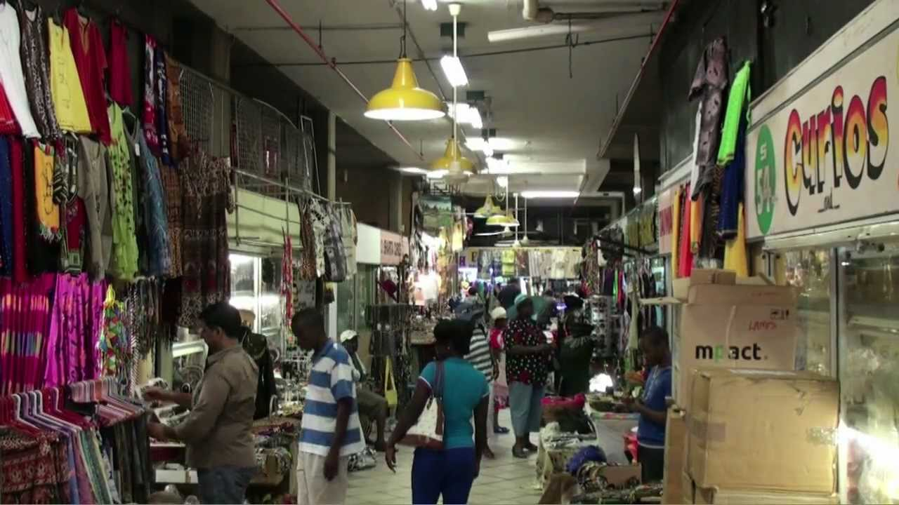 the durban victoria street market south africa   youtube