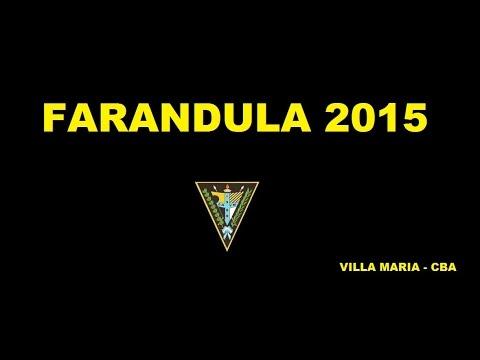 Farandula 2015 - Colegio Rivadavia VM (Resumen)